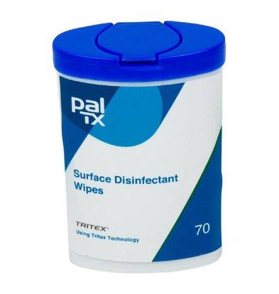 Pal Pal Desinfektionstücher | 12x70 Stück