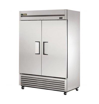 True Edelstahl Kühlschrank | 1388 Liter | 1370x750x(h)2070mm | 5 Jahre Garantie