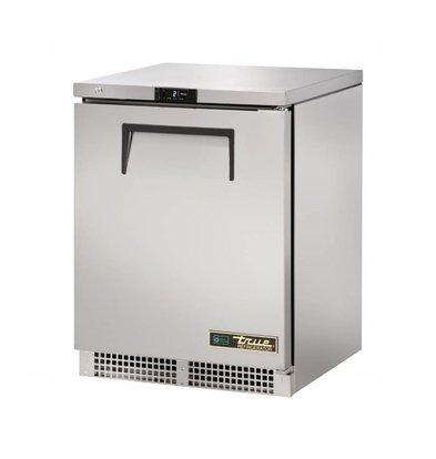 True Edelstahl Kühlschrank | 147 Liter | 610x630x(h)830mm | 5 Jahre Garantie