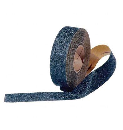 Coba Coba Antirutschklebeband | Schwarz-Gelb | Breite 50mm