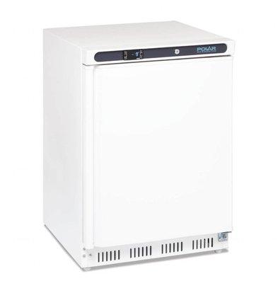 Polar Tiefkühlschrank Tischmodell | 140 Liter | 600x600x(h)850mm