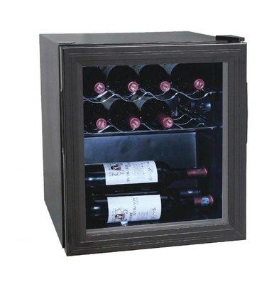 Polar Weinkühlschrank Statisch | 11 Flaschen | 430x480x(h)510mm