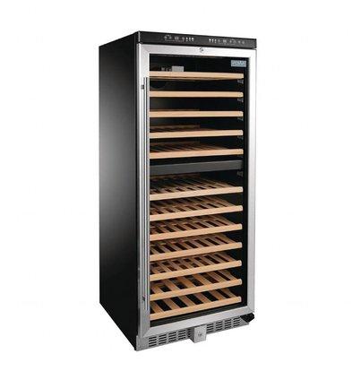 Polar Weinkühlschrank | 2 Temperaturzonen | 92 Flaschen | 595x570x(h)1445mm | LED