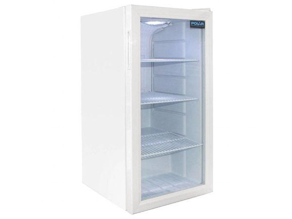 Kühlschrank Polar : Polar kühlschrank mit glastür weiß liter h mm