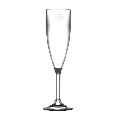 BBP Champagnergläser Polycarbonat | 200ml | 12 Stück