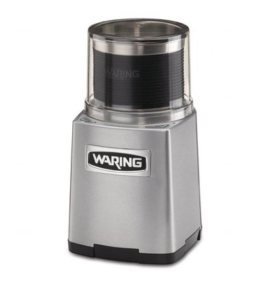Waring Gewürzmühle WSG60K | Edelstahl Messer | Pulsierfunktion | 165x216x(h)292mm