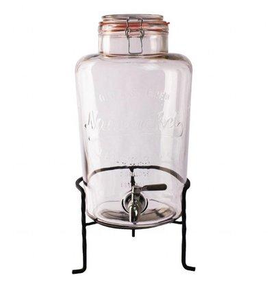 Olympia Getränkespender mit Drahtgestell  | 8,5 Liter