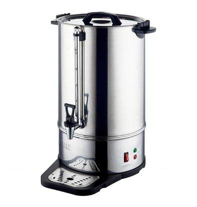 Buffalo Edelstahl Perkolator | 15 Liter | 100 Tassen | (h)510mm