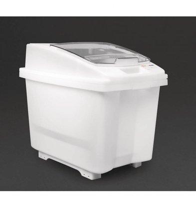 Araven Zutatenbehälter Transparent   100 Liter   565x430x(h)400mm