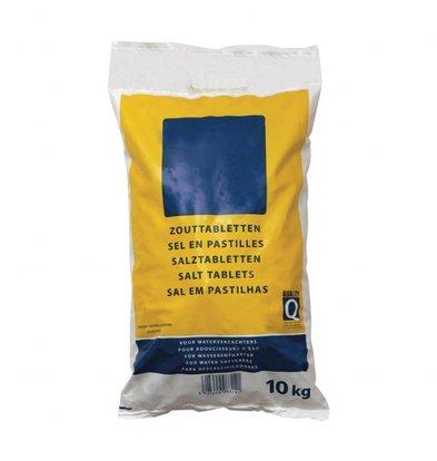 XXLselect Salztabletten für Wasserenthärtungsanlage | 10 Kg