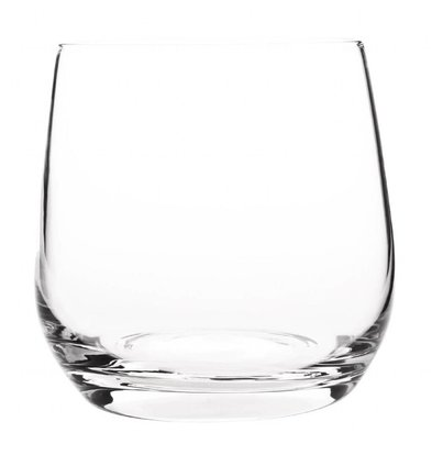 Olympia Claro Wasserglas Kristall | 39,5cl | 6 Stück