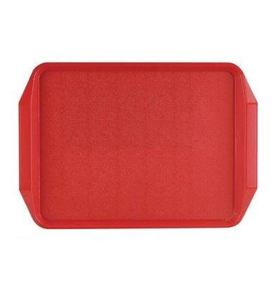 Roltex Serviertablett Roltex | Rot | 435x305mm