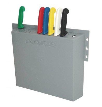 XXLselect Messerhalter Wandmodell | Steckplätze für 14 Messer