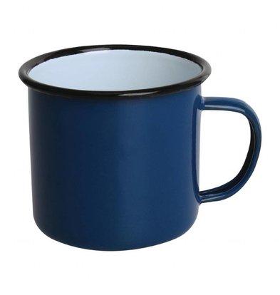 Olympia Emaillierte Tasse 35cl | 6 Stück | Erhältich 3 Farben