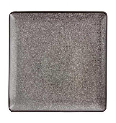 Olympia Viereckiger Teller Olympia Mineral | 265x265mm | 6 Stück