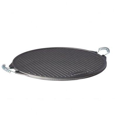 Garcima Grillpfanne Gusseisen | Ø520mm