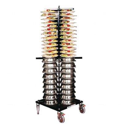 Jackstack Tellerwagen Jackstack | 88 Teller | 600x600x(h)1790cm