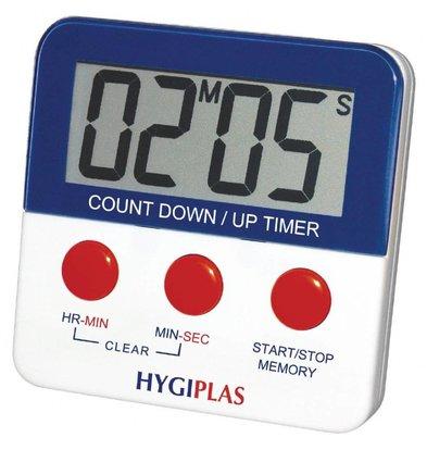 Hygiplas Küchenwecker Hygiplas | Magnetisch | 63x63mm