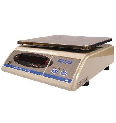 Salter Elektronische Waage | Tragbar mit Akku | Anzeige 1gr | 6 Kg