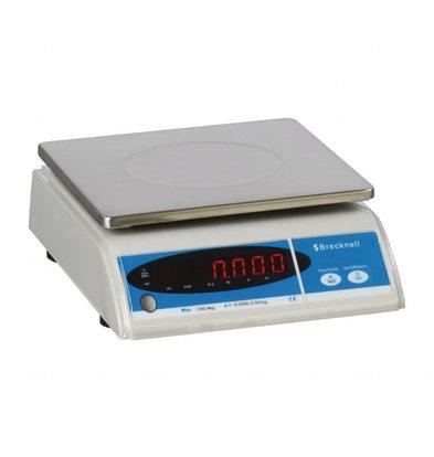 Salter Elektronische Waage | Tragbar mit Akku | Anzeige 1gr | 15 Kg