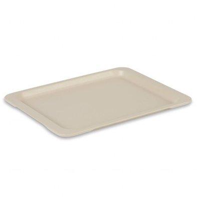 Roltex Nordic Serviertablett Weiß gefleckt | 430x330mm