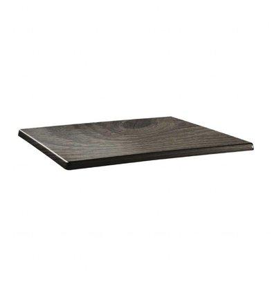 Topalit Classic Line Tischplatte Rechteckig   Holz   Erhältlich in 2 Größen