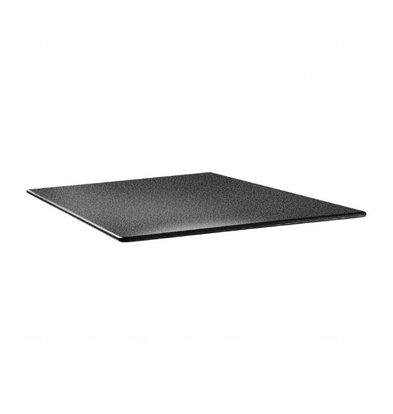 Topalit Smartline Tischplatte Viereckig | Anthrazit | Erhältlich in 2 Größen