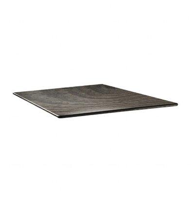 Topalit Smartline Tischplatte Viereckig | Holz | Erhältlich in 2 Größen