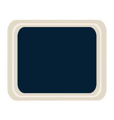 Roltex Roltex Original Serviertablett Blau   Erhältlich in 5 Größen