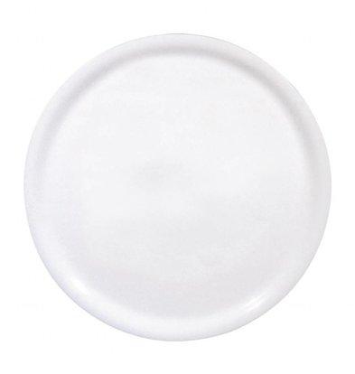 Saturnia Napoli Pizzateller Ø310mm | Porzellan Weiß | 6 Stück