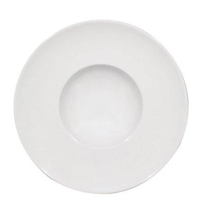 Saturnia Napoli Teller Ø200mm | Porzellan Weiß | 6 Stück
