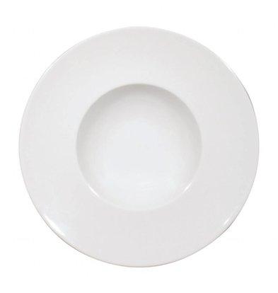 Saturnia Napoli Teller Ø275mm | Porzellan Weiß | 6 Stück