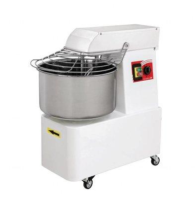 Gastro M Teigknetmaschine | 7 Liter | 395x625x(h)705mm | Kapazität 5 kg