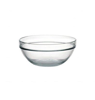 Arcoroc Salatschale Glas | 2,5 Liter | Ø230mm | 6 Stück