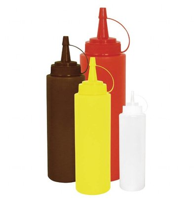 XXLselect Quetschflasche | 681ml | Erhältlich in 4 Farben