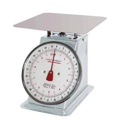 Weighstation Plattform-Küchenwaage | Erhältlich in 2 Größen