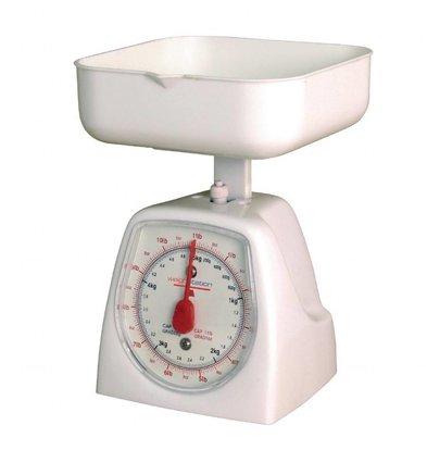 Weighstation Küchenwaage | 5kg/25g