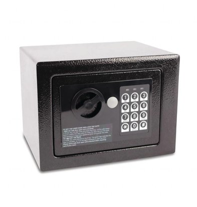 Bolero Mini Hoteltresor | 2x Notschlüssel | 230x170x(h)170mm