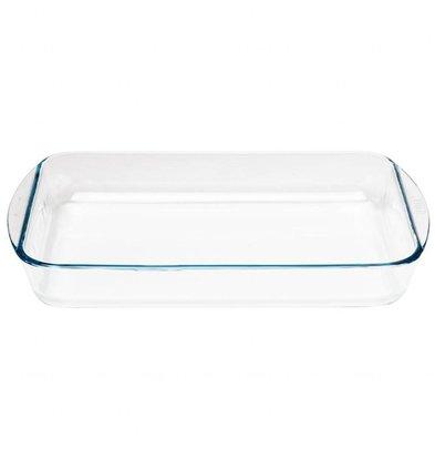 Pyrex Rechteckige Schale | Glas | Erhältlich in 2 Größen
