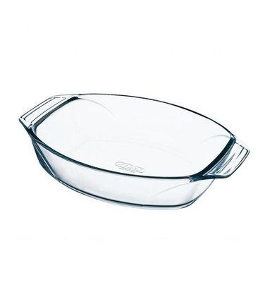 Pyrex Ovale Schale | 300x210mm