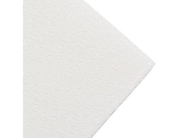 Jantex Airlaid Handtücher | Weiß | 1lagig | 1200 Tücher pro Packung
