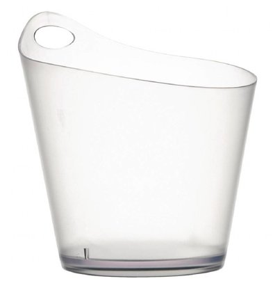 Bonzer Weinkühler Acryl   28,1cm(H)  19,8cm(Ø)
