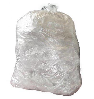 Jantex Müllbeutel | Transparent | 200 Stück | Erhältlich in 2 Größen