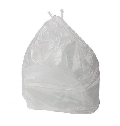 Jantex Schwingdeckelmüllbeutel | Weiß |1000 Stück | 50 Liter