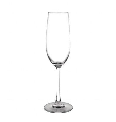 Olympia Champagnergläser | 6 Stück | 21,5cl | Kristall