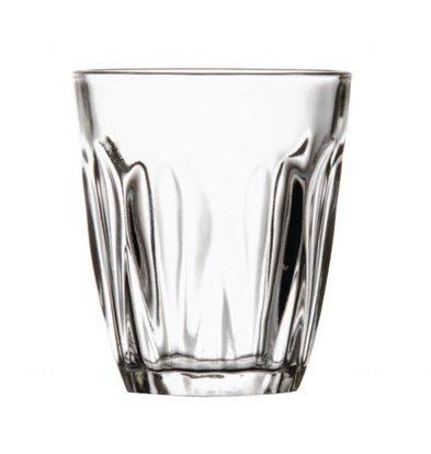Olympia Saftgläser | 12 Stück | gehärtetes Glas | Erhältlich in 2 Größen