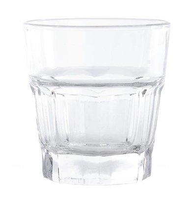 Olympia Tumbler | 12 Stück | 24cl | Glas