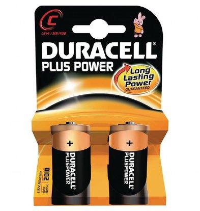 Duracell Duracell C Batterien | 2er Pack
