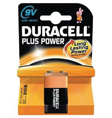 Duracell Duracell 9V Batterie | 1 Stück