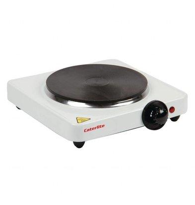 Caterlite Elektro- Kochplatte | 1,5kW/230V | 1 Kochplatte
